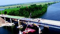 Bridge Reconstruction Project Triumphs Over Time Constraints