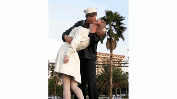 The longest kiss