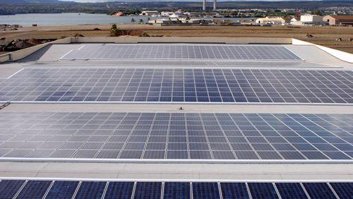 Navy Flips The Switch On Hawaii's Largest Federal Solar Array