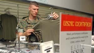 Marine Undershirts Get An Upgrade