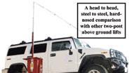 Online booklet provides vehicle-lift information