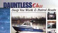 Seaworthy workboats boast a fast, smooth ride