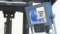 Forklift PCs provide increased safety in mobile logistics applications