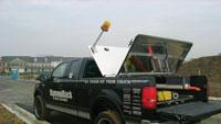 Unit complements truck toolboxes, covers