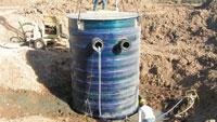 Sump and sewage basins available in manufacturer's largest-ever diameters