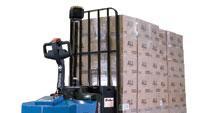 Robotic pallet jack automates material handling applications