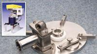Cryogenic cover facilitates easier flow of liquid nitrogen