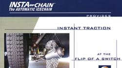 Ice and snow chain