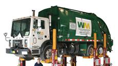 Mobile column lifts