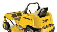 Electric zero-turn mower