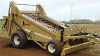 Rock picker/screener