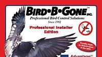Stainless steel bird-control spike