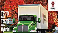 Hybrid trucks and tractors