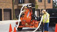 Vacuum excavation system
