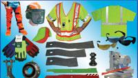 Landscaping safety gear