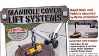 Manhole-cover lifts