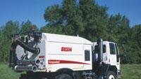 General maintenance sweeper