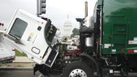 Hybrid refuse trucks