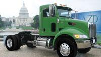 Hybrid tractor