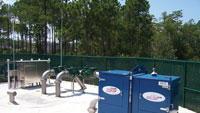 Standby lift station pumps