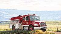 Comprehensive fire truck package