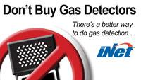 Gas detection as a service
