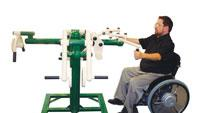Limited mobility gym