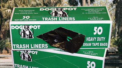 Dog-waste bags