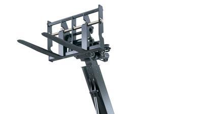Telescopic handler