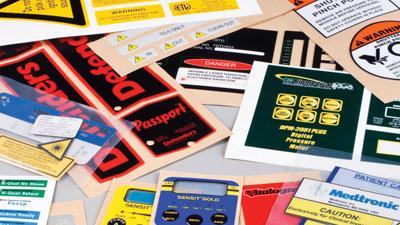 Product label kits