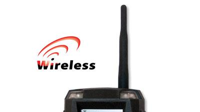 Wireless gas monitoring devices