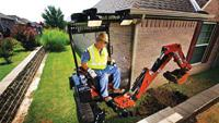 Excavator-tool carrier