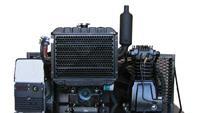 Diesel generator-compressor