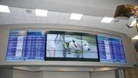 LCD with video wall