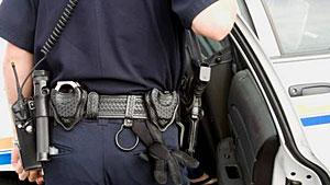 Ergonomics and police duty belts: easing their load
