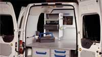 Versatile double-floor for Ford trucks