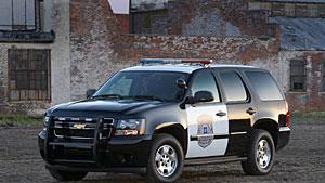 Study shows Chevrolet Tahoe police vehicle delivers low lifecycle cost