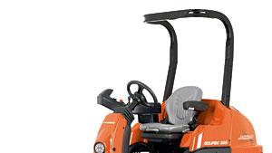 Grounds maintenance equipment getting cleaner, greener