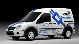 More eco-friendly delivery vans in Ford's lineup