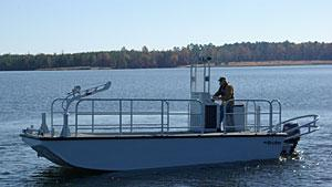 Work boat firm ramps up production
