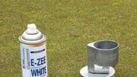Golf-hole painting system