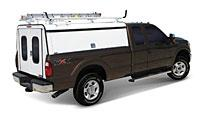 Truck caps and tonneau covers