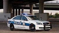 Police car available in 2011