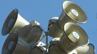 Outdoor emergency notification systems