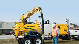 Gulf spill cleanup relies on vacuum excavators