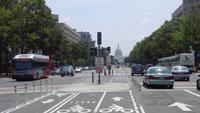 D.C. gets bike lane channelizer