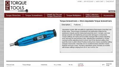 Tools website