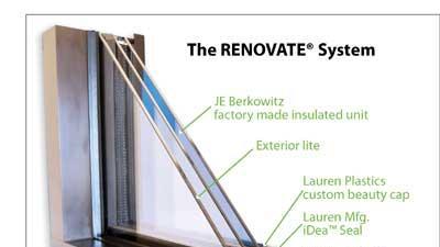 Window retrofit system