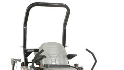 2011 mower upgrades