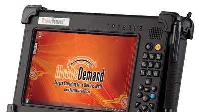 Mobile tablet PC